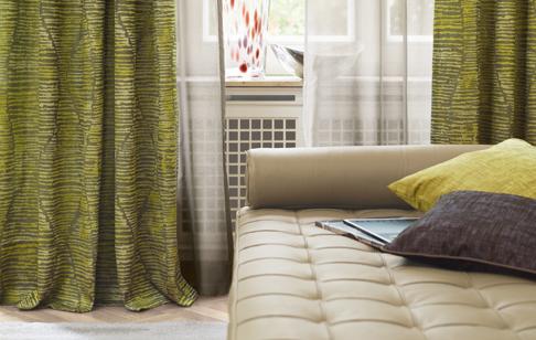 Mjuka upp ditt hem med gardiner